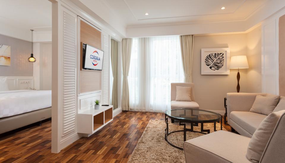 Cordela Norwood Hotel Jakarta - Living Room