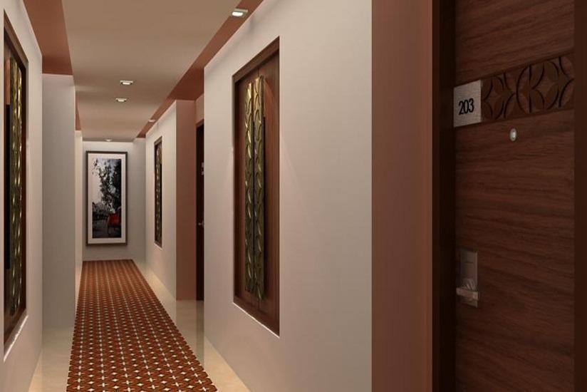 LYNN Hotel Yogyakarta - Koridor