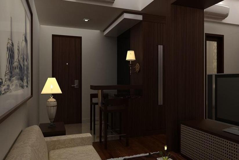 LYNN Hotel Yogyakarta - Ruang tamu