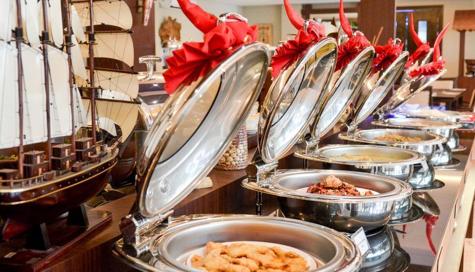 LYNN Hotel Yogyakarta - Breakfast Buffe