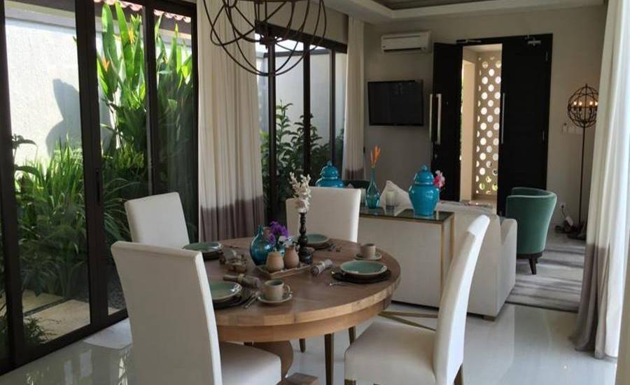 Holiday Villa Pantai Indah Bintan - Ruang makan