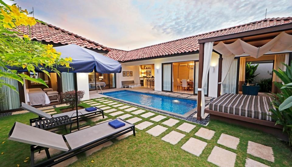 Holiday Villa Pantai Indah Bintan - Two Bedroom Pool Villa Regular Plan