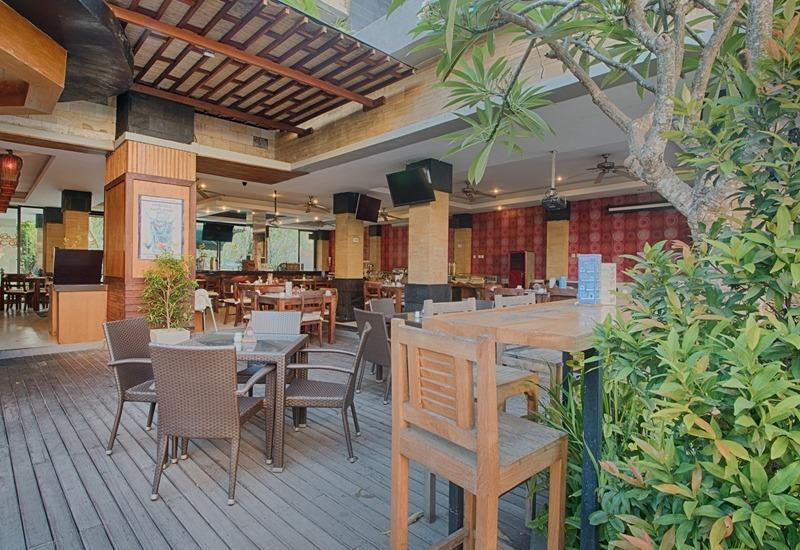 Baleka Resort Hotel & Spa Bali - Restoran
