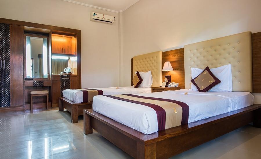 Baleka Resort Hotel & Spa Bali - Kamar Superior
