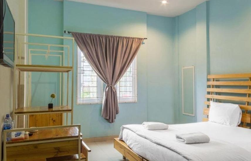 Amir Hamzah Residence 123 Medan - Deluxe Room Regular Plan