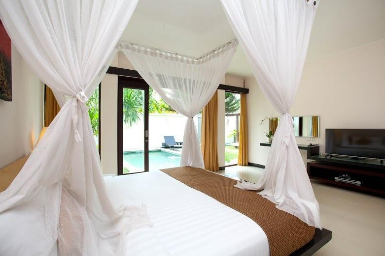 The Rishi Villa Bali - two bedroom