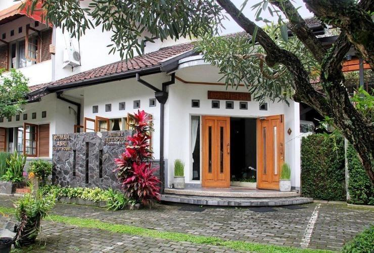 Rumah Asri Bandung - Appearance