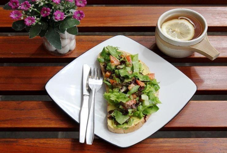 Rumah Asri Bandung - Meals