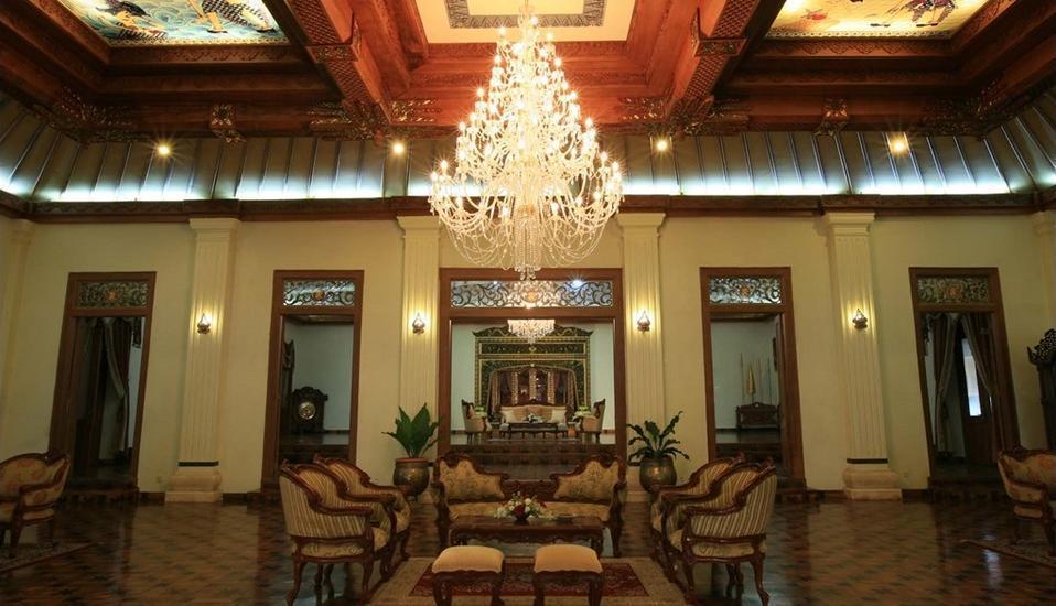 Kusuma Sahid Prince Hotel Solo - Lobi