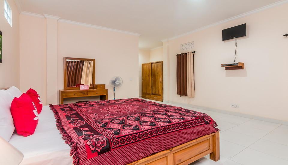 ZenRooms Ubud Laplapan Bali - Double Room Regular Plan