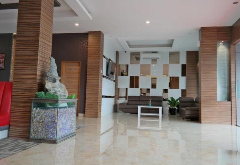Hip Hop Hotel Banda Aceh - Lobi