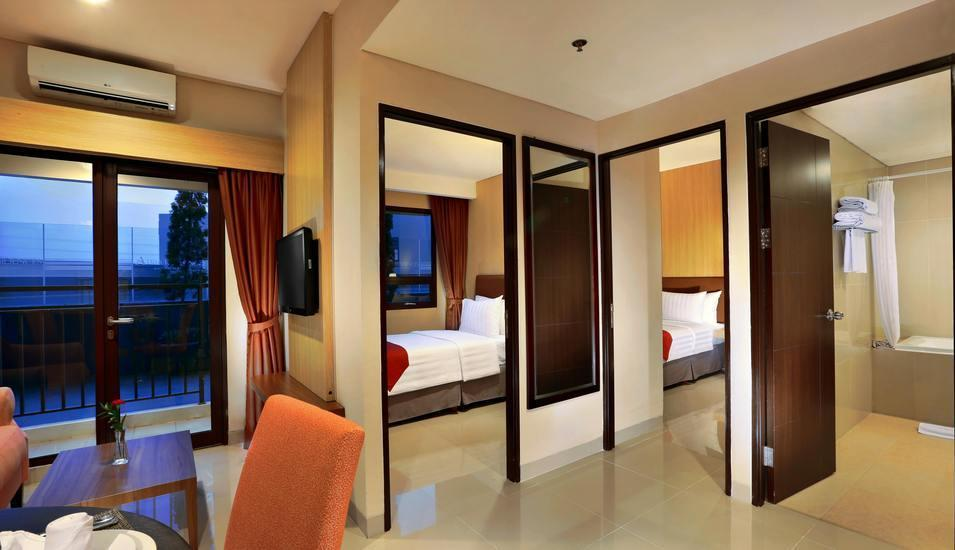 Hotel Atria Serpong - 2 Bedrooms With Breakfast  Basic Value Deal - 25%