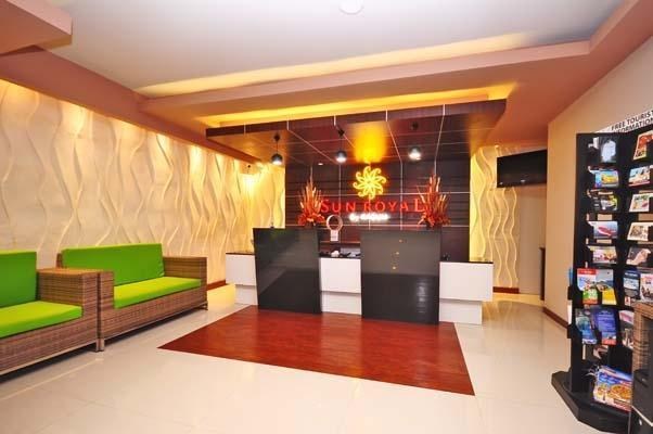 Sun Royal Hotel Kuta - Lobby