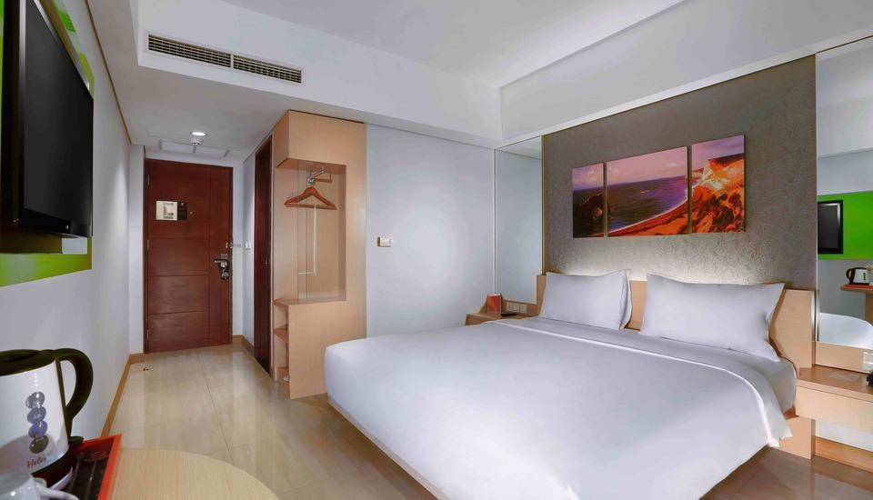 7 Days Premium Kuta - Superior double bed
