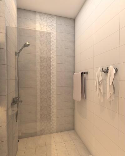 Oriza Hotel Perak Surabaya Surabaya - Bathroom