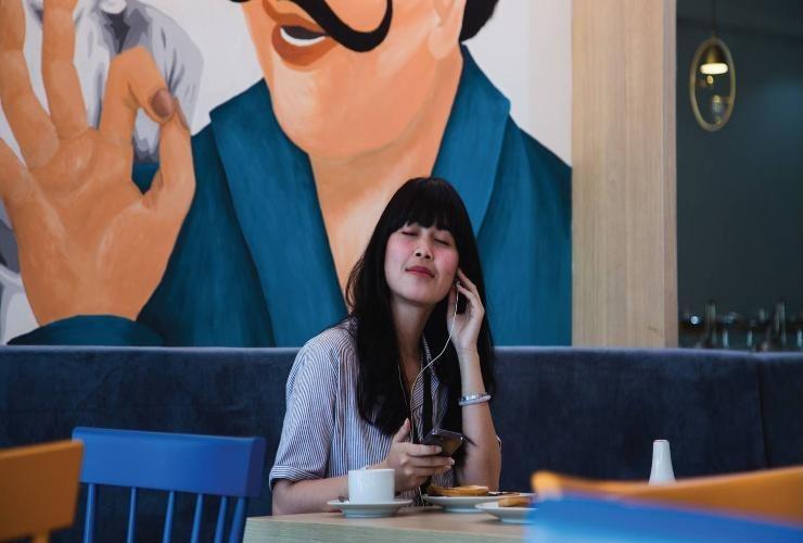 Oriza Hotel Perak Surabaya Surabaya - Cafe