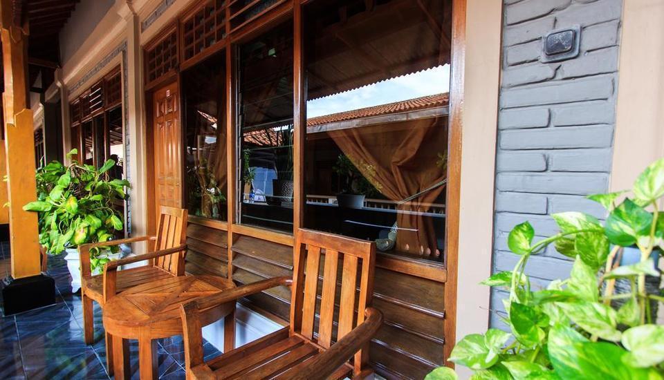 RaBaSTa Kuta Beach Inn Bali - Interior