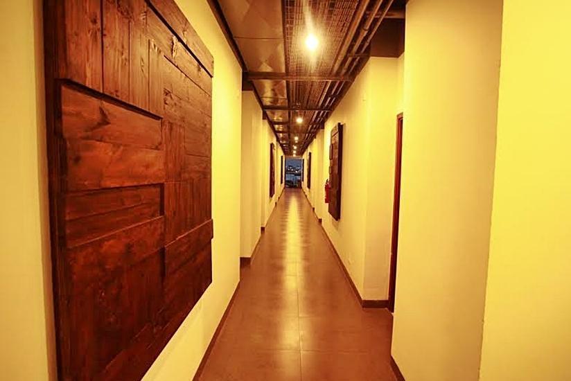 MaxOne Hotels Vivo Palembang - Interior