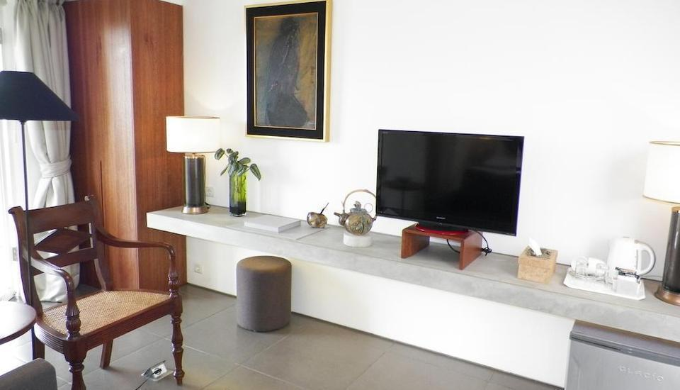 Breeze Art and Boutique Hotel Bandung - Room Amenities