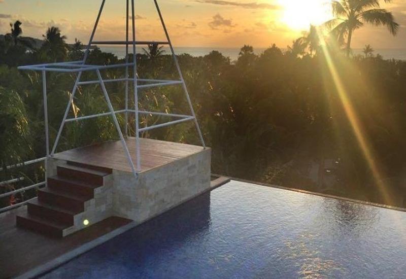 PRAMAPADA Hotel Jimbaran Bali - Kolam Renang