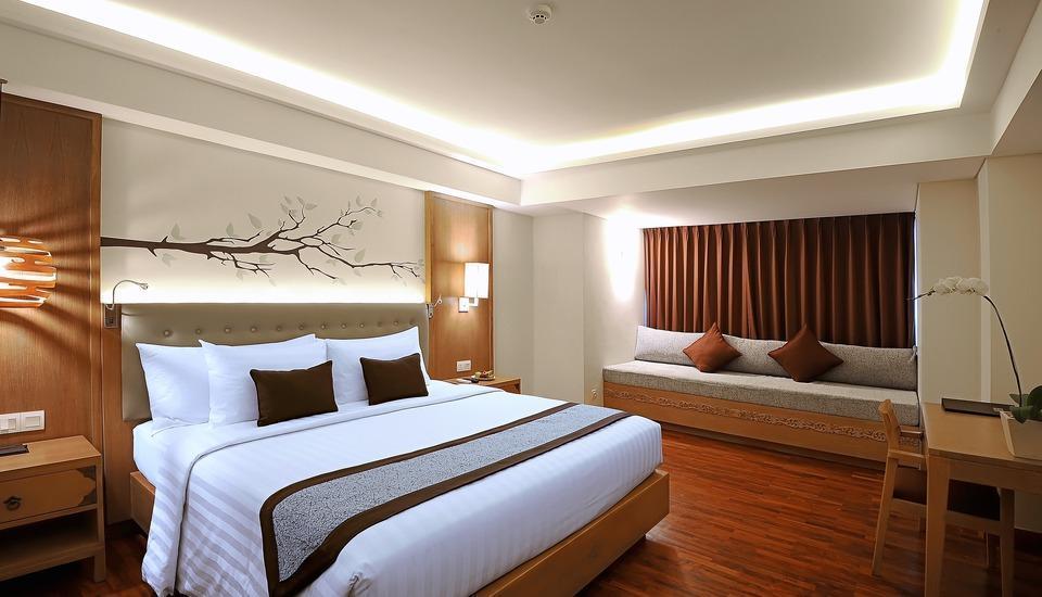 PRAMAPADA Hotel Jimbaran Bali - Deluxe Room