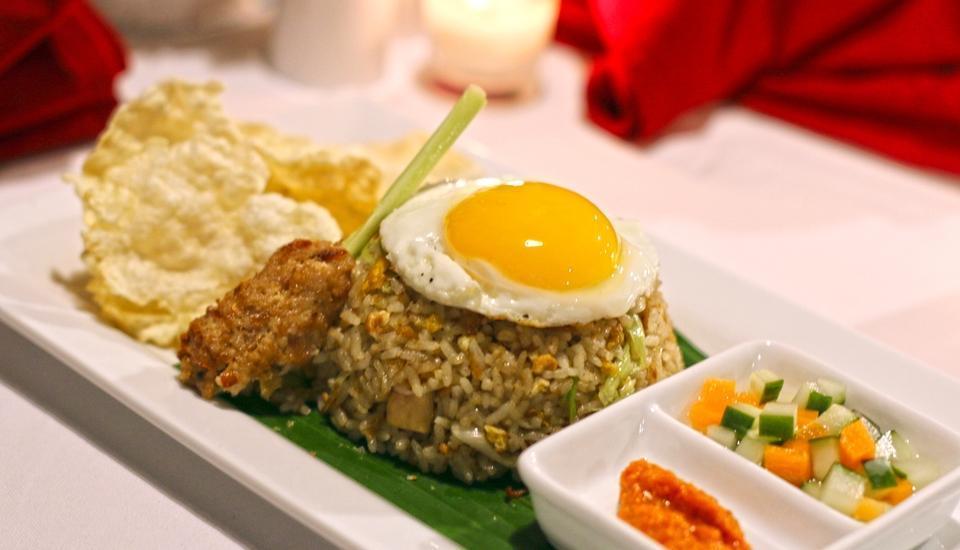 Tropico Jimbaran Bali Bali - Nasi Goreng Betutu