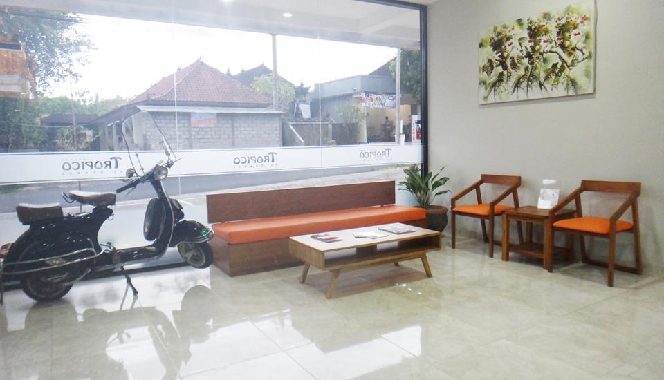 Tropico Jimbaran By Orange Bali - lobi