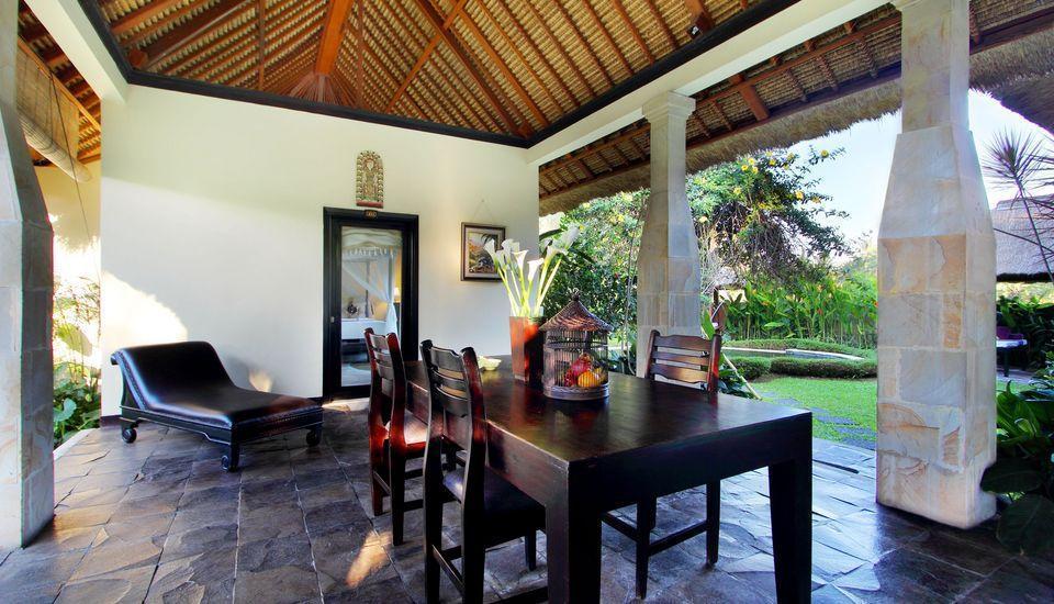 Furama Villas Ubud - Royal Pool Villa - patio