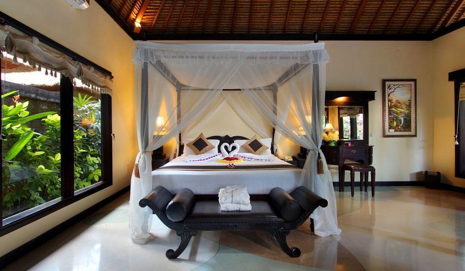 Furama Villas Ubud - Villa Interior