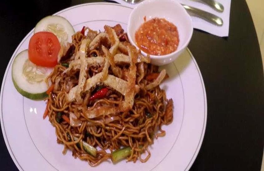 Hotel Elfah Manado - Makanan