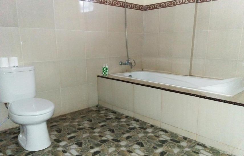 Arimba Resort Ubud Bali - Bathroom