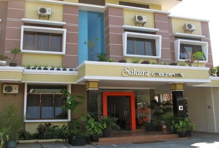 Sakura Guest House Bandung - Appearance