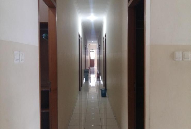 Sakura Guest House Bandung - Corridor