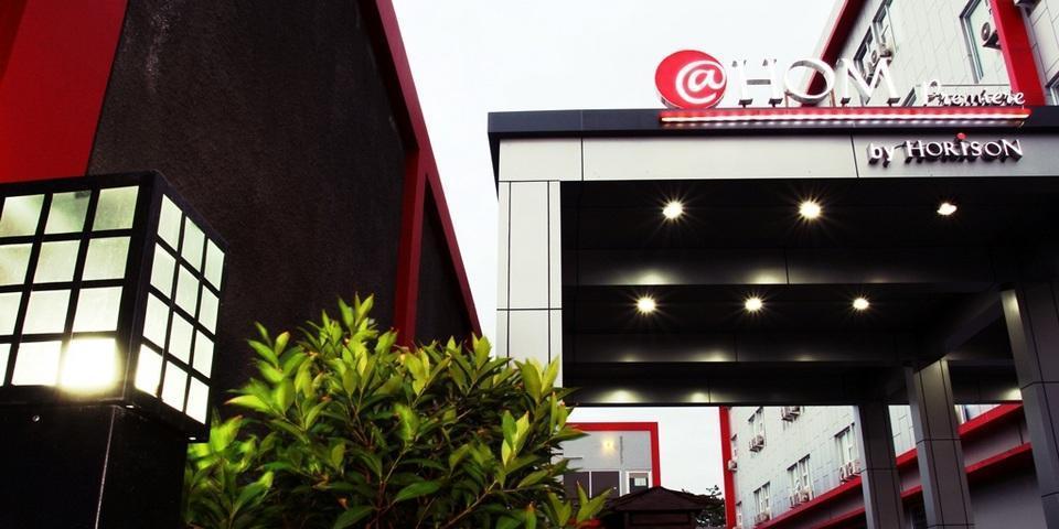 @HOM Premiere Cilacap - Exterior