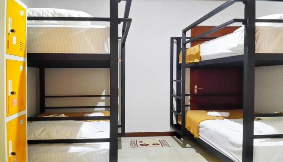 Homy Backpackers Homestay Yogyakarta - Room