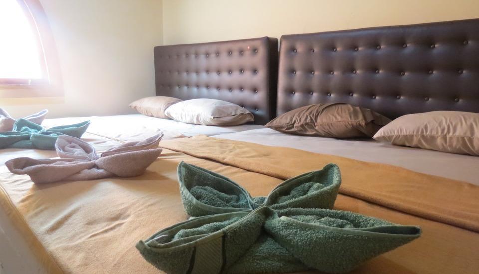 Hotel Ibrahim Syariah Simpang Lima Semarang - Keluarga