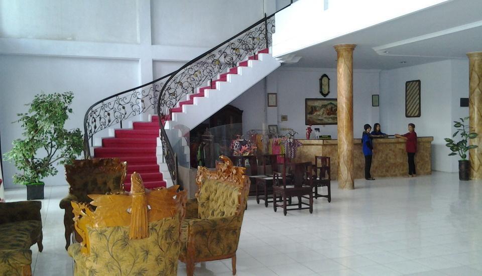 Hotel Indonesia Pekalongan - tampilan dalam hotel