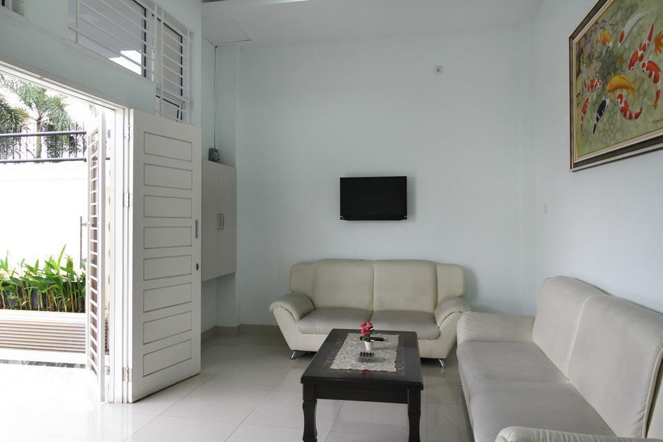 Airy Eco Syariah Medan Petisah Ayahanda Ceret 11C - Lobby