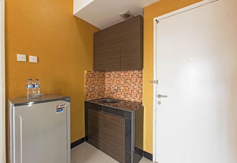 RedDoorz Apartment @Season City Jakarta - Dapur