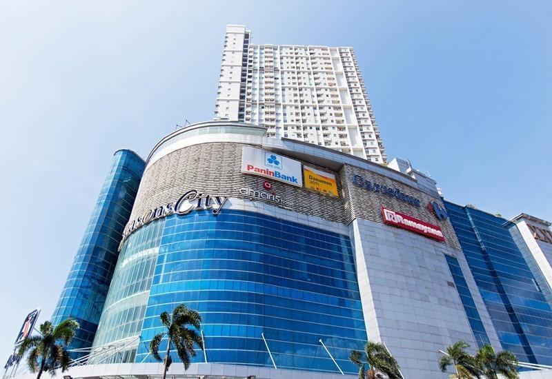 RedDoorz Apartment @Season City Jakarta - Eksterior