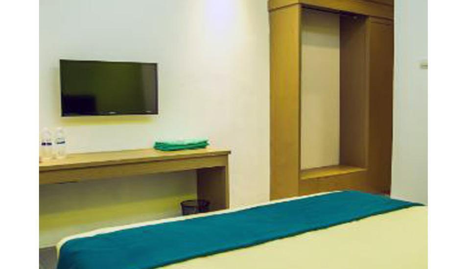 Hotel Santun Cirebon Syariah Cirebon - Deluxe Room
