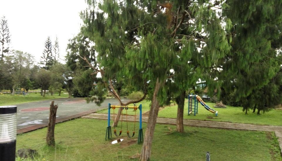 Berlian Resort Cianjur - Taman Bermain Anak