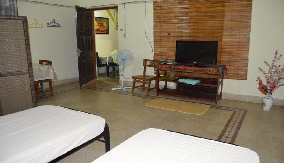 Sudirman 12 Homestay Bangka - Paviliun Regular Plan