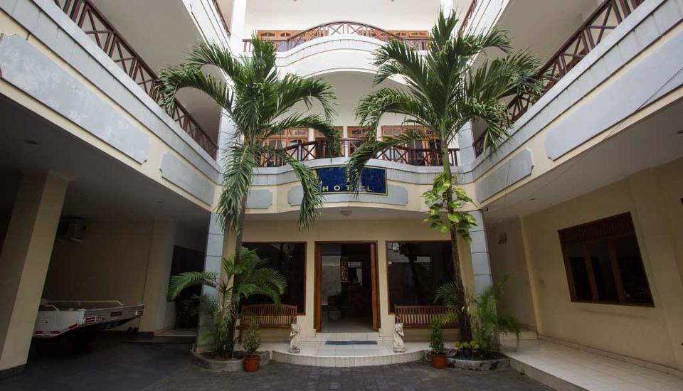 RedDoorz @Melati Kartika Plaza Bali - Eksterior
