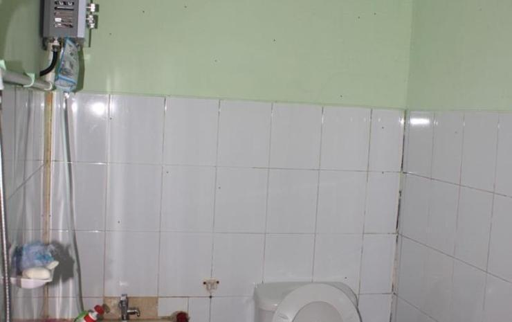Villa Sinar Pusaka Hijau Garut - Kamar mandi