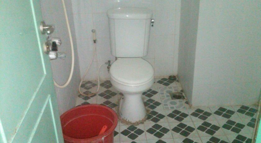 Hotel Amerta Tuban - Toilet
