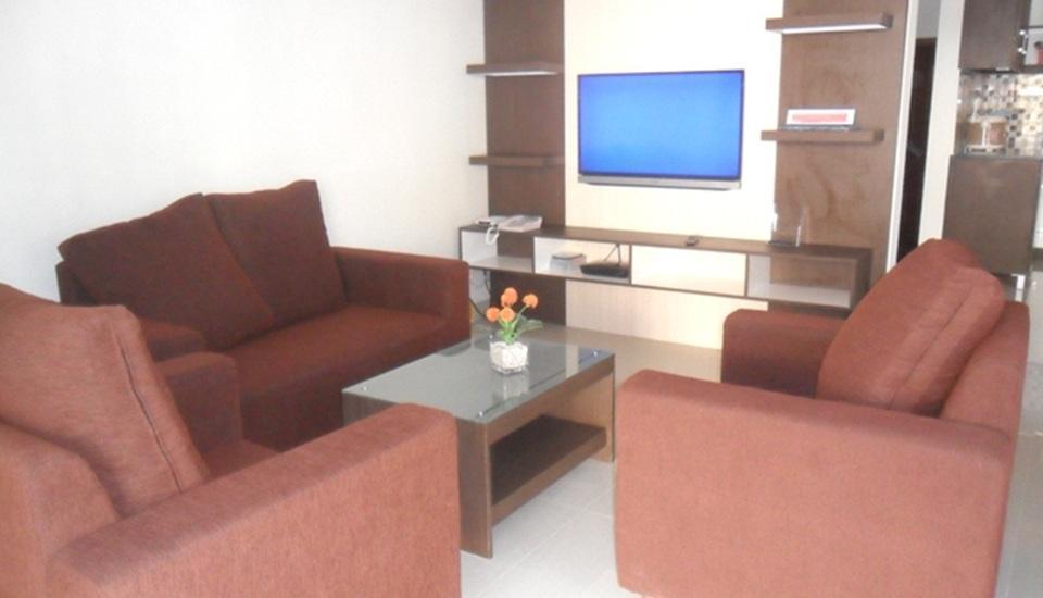 Simply Homy Guest House Alun Alun Kidul Yogyakarta - Ruang tamu