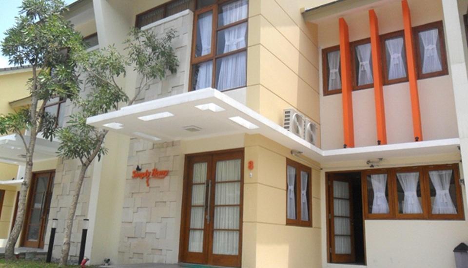 Simply Homy Guest House Alun Alun Kidul Yogyakarta - Tampilan Luar Hotel