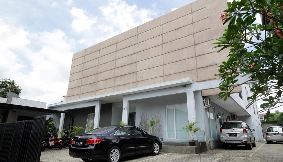 Cilandak Mansion Jakarta - Exterior