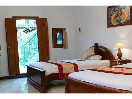 Puri Sading Hotel Bali - Kamar Garden View